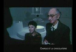 bande annonce de Charlie et la chocolaterie