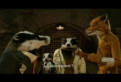bande annonce de Fantastic Mister Fox