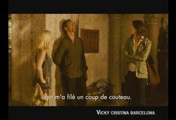bande annonce de Vicky Cristina Barcelona