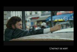bande annonce de Mesrine : L'Instinct de mort
