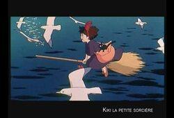 bande annonce de Kiki la petite sorcière