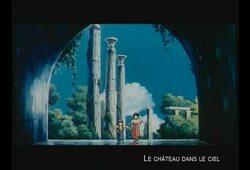 bande annonce de Le Château dans le ciel