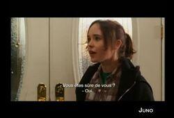 bande annonce de Juno