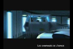 bande annonce de Les Chimpanzés de l'espace