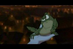 bande annonce de La Princesse et la grenouille
