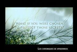 bande annonce de Les Chroniques de Spiderwick