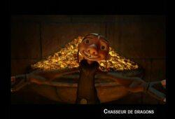 bande annonce de Chasseurs de dragons