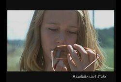 bande annonce de A Swedish Love Story