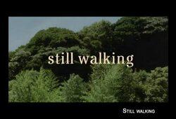 bande annonce de Still Walking