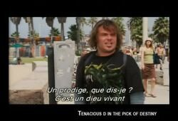 bande annonce de Tenacious D in : The Pick of Destiny