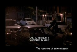 bande annonce de The Pleasure of Being Robbed