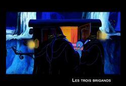 bande annonce de Les Trois brigands