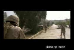 bande annonce de Battle For Haditha