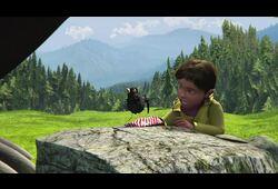 bande annonce de L'Ours montagne
