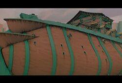 bande annonce de L'Arche de Noé