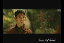 bande annonce de Sunny et l'éléphant