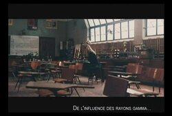 bande annonce de De l'influence des rayons gamma sur le comportement des marguerites