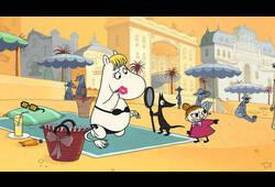 bande annonce de Les Moomins sur la Riviera