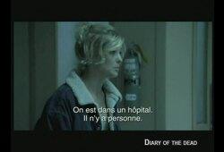 bande annonce de Diary of the Dead - Chronique des morts vivants