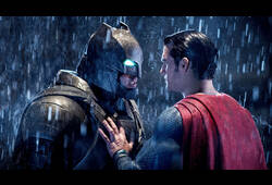bande annonce de Batman v. Superman : L'aube de la justice