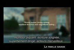 bande annonce de La Famille Savage