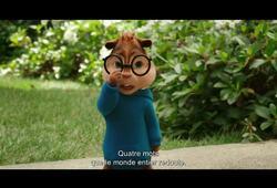 bande annonce de Alvin et les chipmunks - A fond la caisse