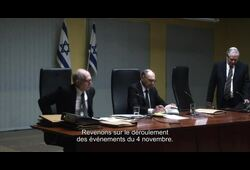 bande annonce de Le dernier jour d'Yitzhak Rabin