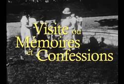bande annonce de Visite ou Mémoires et confessions