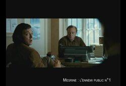 bande annonce de Mesrine : L'Ennemi public n°1