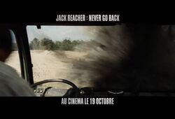 bande annonce de Jack Reacher : Never Go Back