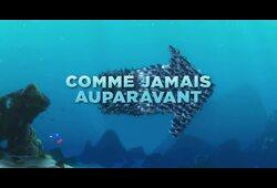 bande annonce de Le Monde de Nemo