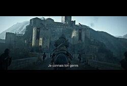 bande annonce de Le Roi Arthur : La Légende d'Excalibur