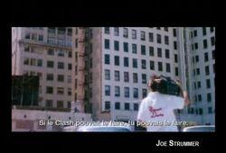 bande annonce de Joe Strummer : The Future Is Unwritten