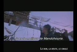 bande annonce de Le Bon, la brute et le cinglé
