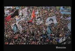 bande annonce de Maradona par Kusturica