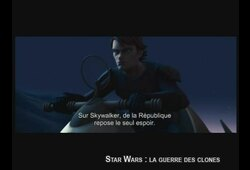 bande annonce de Star Wars: The Clone Wars