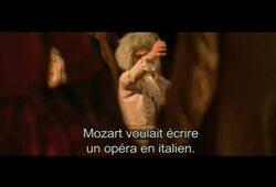 bande annonce de Don Giovanni, naissance d'un opéra