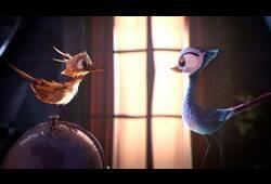 bande annonce de Gus Petit Oiseau, Grand Voyage