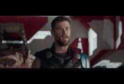 bande annonce de Thor : Ragnarok