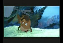 bande annonce de Gloups ! je suis un poisson