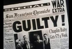 bande annonce de Chaplin