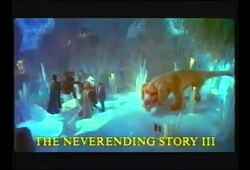 bande annonce de L'Histoire sans fin 3, retour à Fantasia
