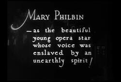 bande annonce de Le Fantôme de l'Opéra