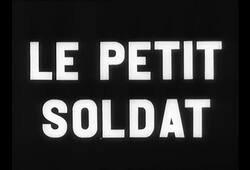 bande annonce de Le Petit soldat