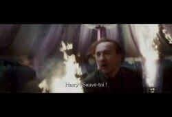 bande annonce de Harry Potter et les reliques de la mort - partie 1