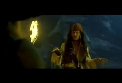 bande annonce de Pirates des Caraïbes, la malédiction du Black Pearl