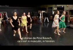 bande annonce de Les Rêves dansants, sur les pas de Pina Bausch