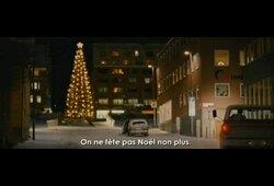 bande annonce de Noël sous l'aurore boréale
