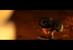 bande annonce de WALL-E