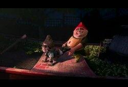 bande annonce de Gnomeo et Juliette
